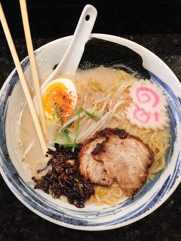 Kobe Ramen and Sushi Salt Lake City | foodiecrush.com