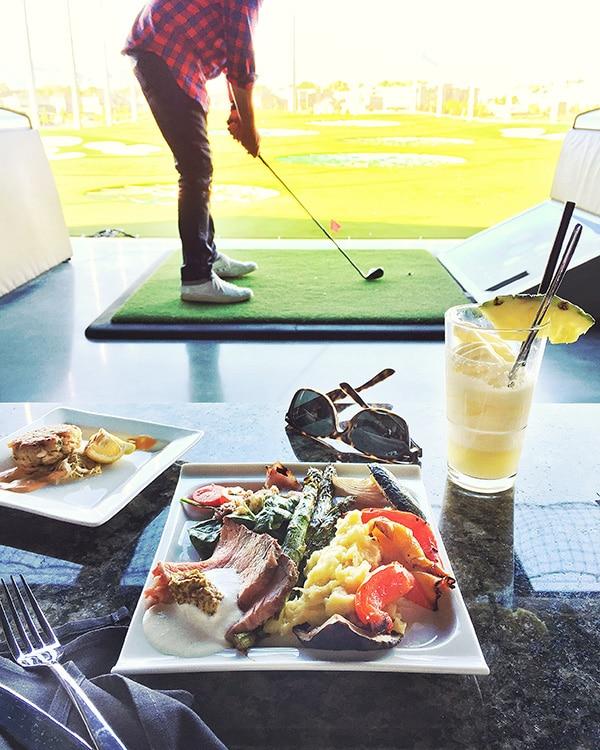 Top Golf Salt Lake City | foodiecrush.com