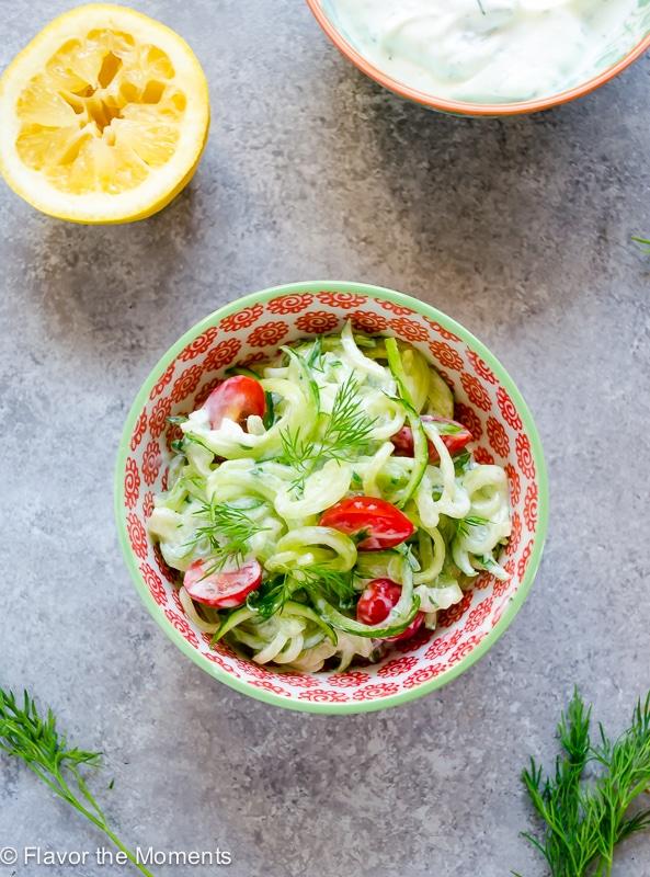 cucumber-noodle-tzatziki-salad