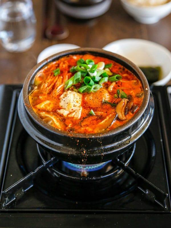 1.-Sundubu-Jjigae-Korean-spicy-soft-tofu-stew