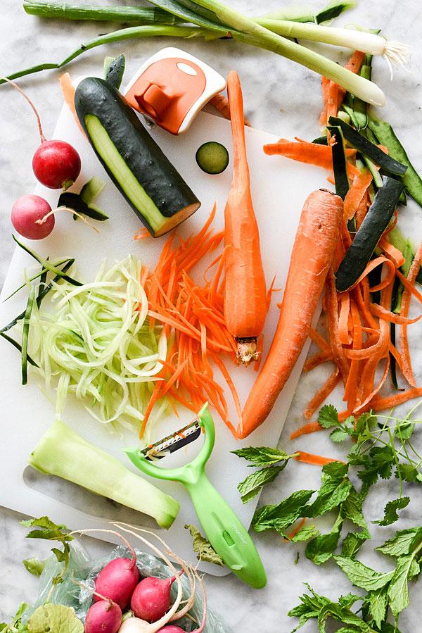 Korean Beef Bulgogi Bowls recipe | foodiecrush.com