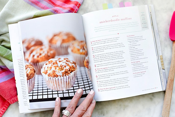 I Heart Naptime Cookbook | foodiecrush.com