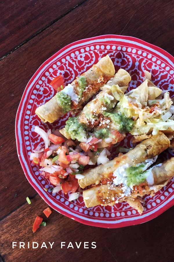 Friday Faves | foodiecrush.com