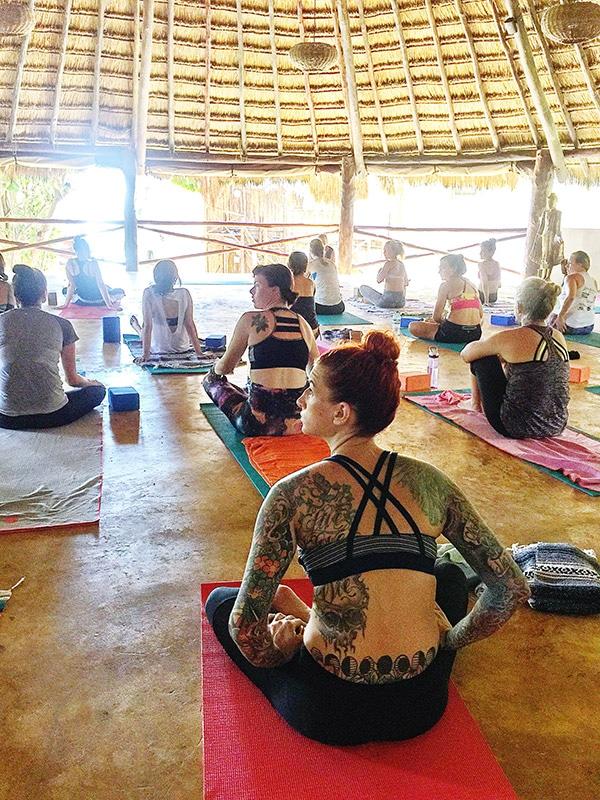 Yoga Awaken Retreats | foodiecrush.com
