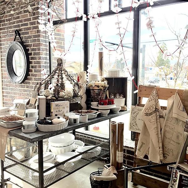 Maison Boutique Salt Lake City UT | foodiecrush.com
