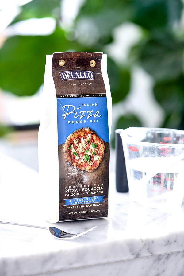 Garlic Butter Pepperoni Pizza Rolls | foodiecrush.com
