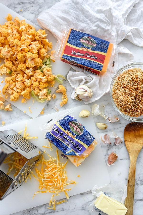 skillet mac and cheese ingredients