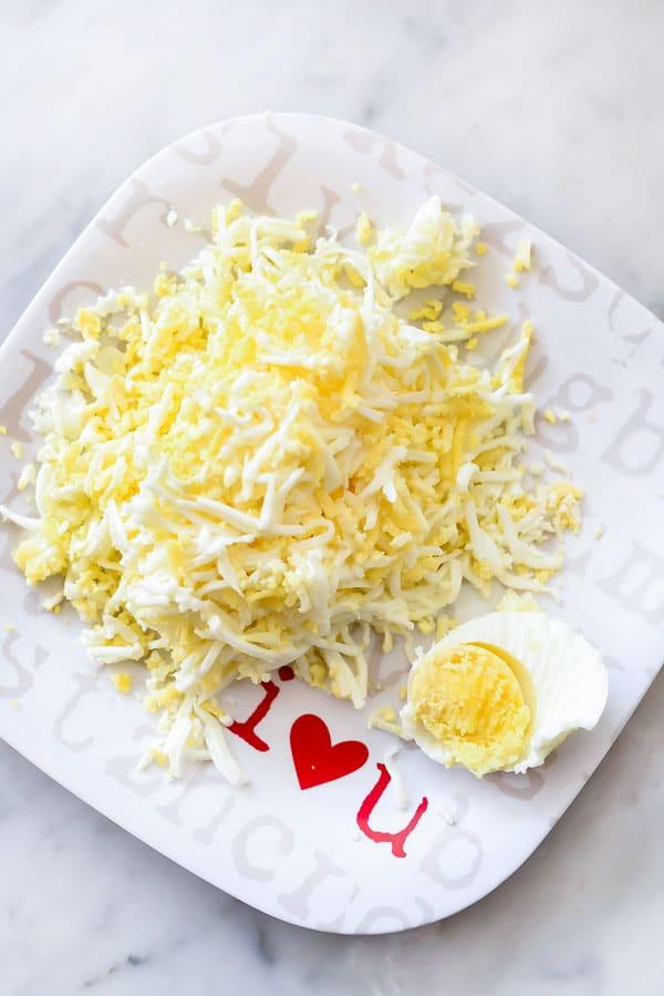 Shaved Egg Avocado Toast   foodiecrush.com
