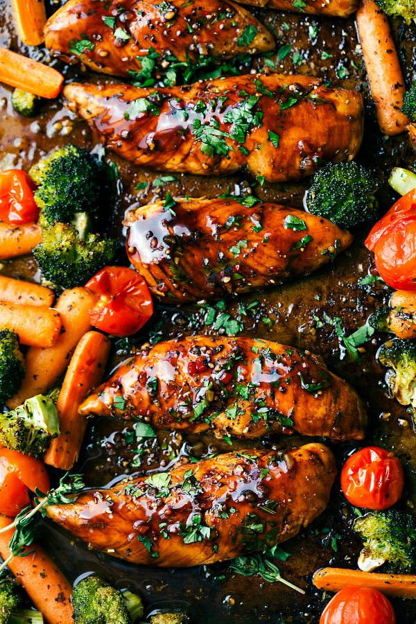 31 Days Of Sheet Pan Dinners To Make In May Foodiecrush Com