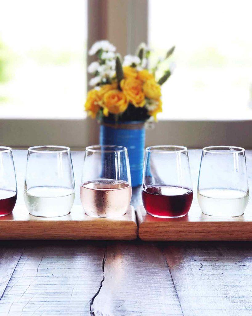 Bedell Cellars Hamptons wine tasting | foodiedrush.com