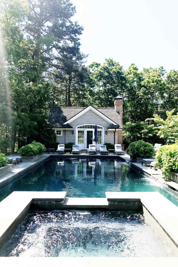 Hamptons home in Southhampton Long Island | foodiecrush.com