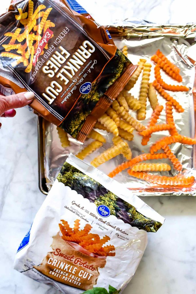 Kroger French Fries | foodiecrush.com
