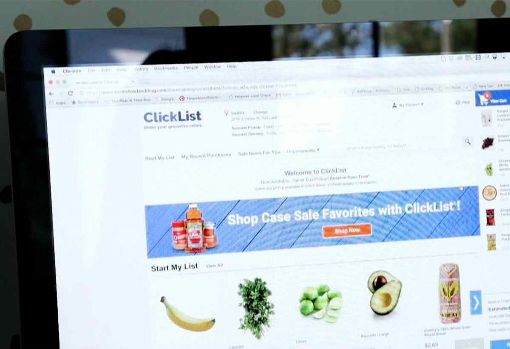 ClickList Kroger | foodiecrush.com