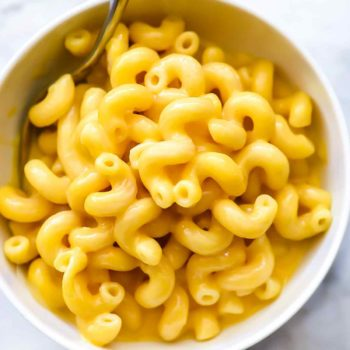 Instant Pot Macaroni and Cheese | foodiecrush.com