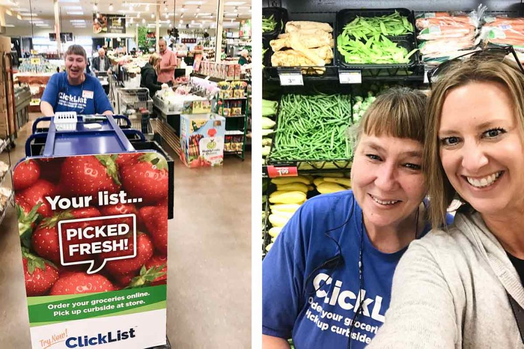 Kroger Clicklist foodiecrush.com