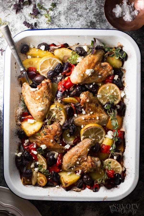 20 Chicken Dinner Ideas To Make On The Sheet Pan