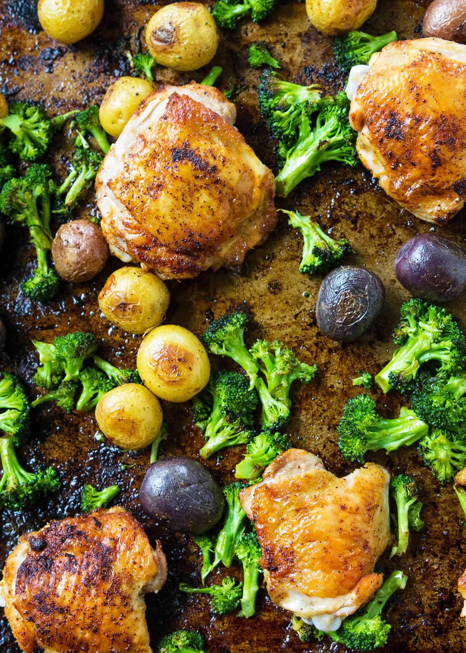 20 Chicken Dinner Ideas To Make On The Sheet Pan Foodiecrush Com