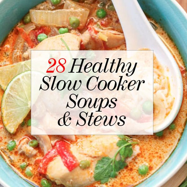 20 Healthy Dinners | foodiecrush.com