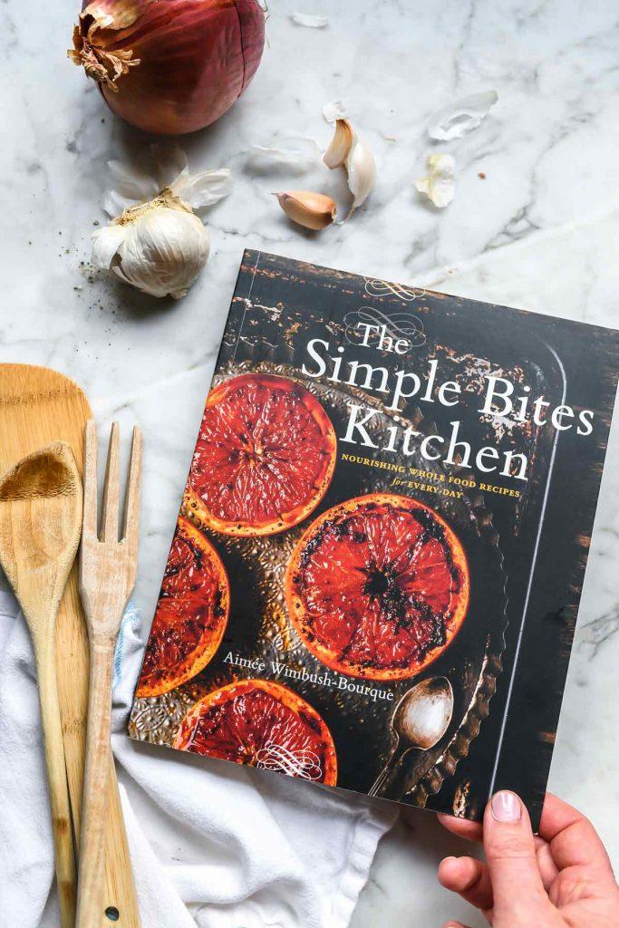 Simple Bites Kitchen Cookbook | foodiecrush.com