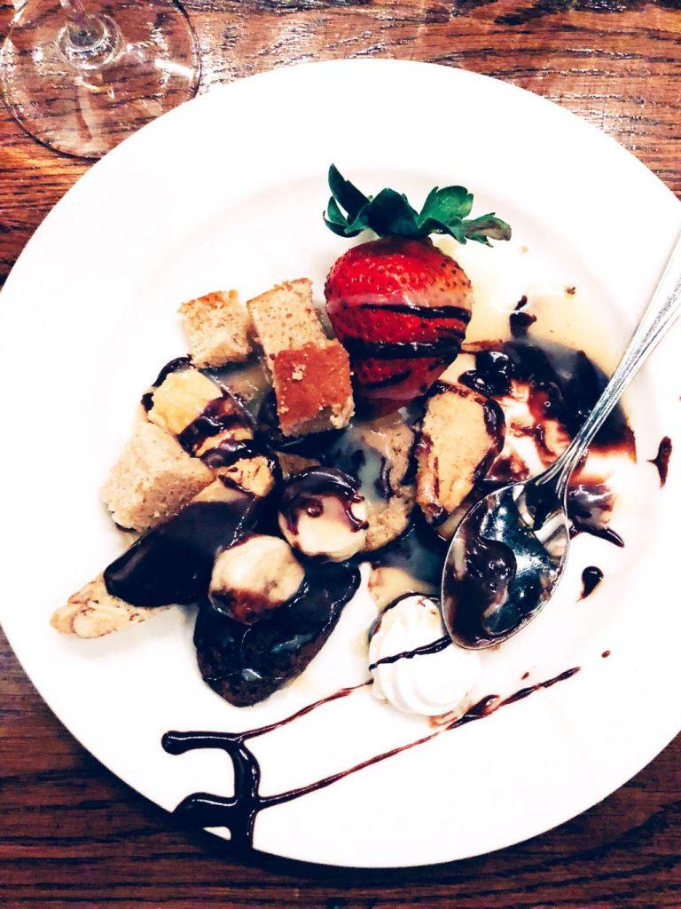 Fireside Dining Deer Valley Resort foodiecrush.com