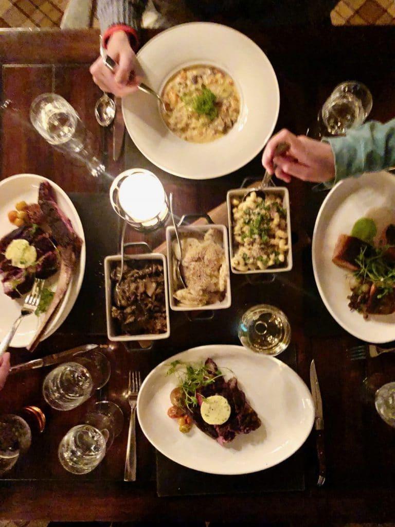 Apex Restaurant Montage Deer Valley |foodiecrush.com