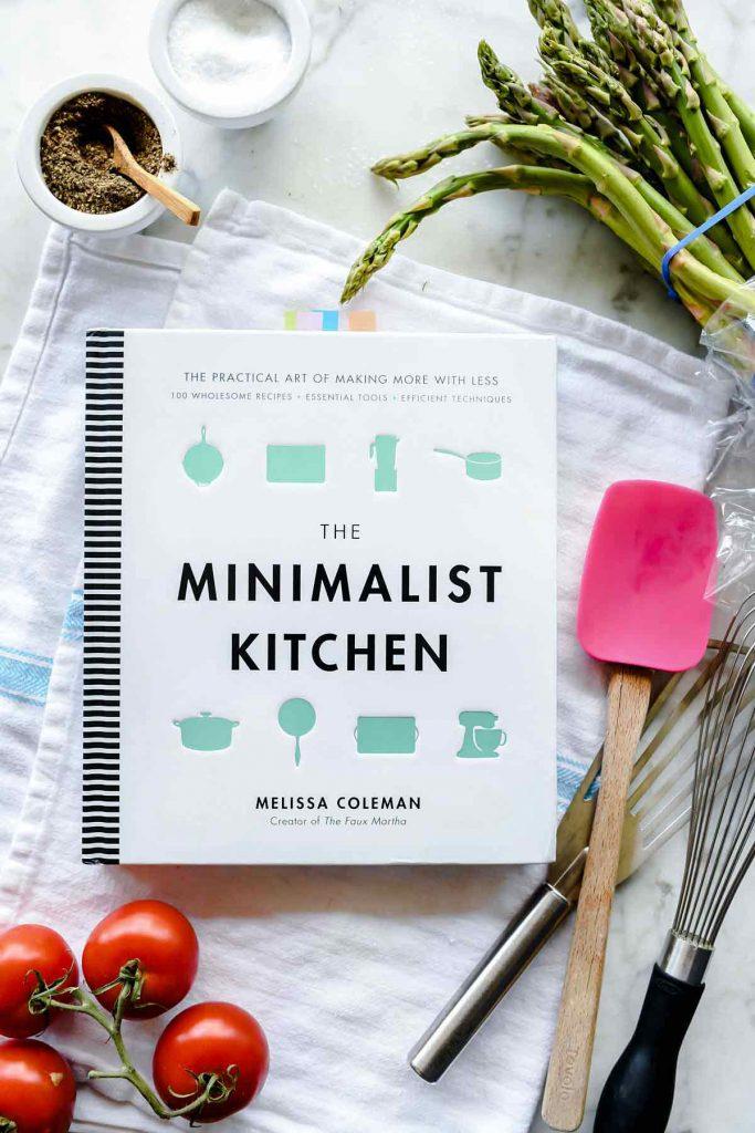 Minimalist Kitchen | foodiecrush.com
