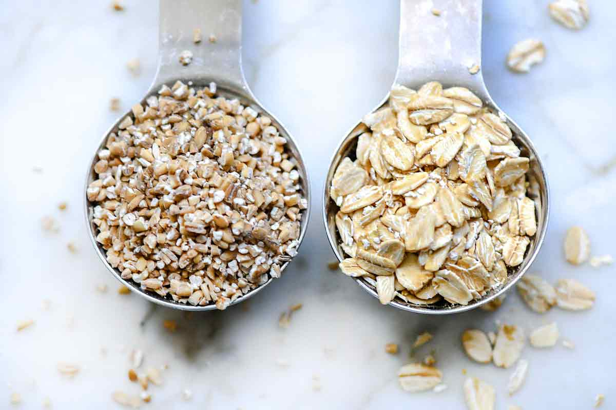 Instant Pot Oatmeal Recipe for Steel Cut Oats or Rolled ...