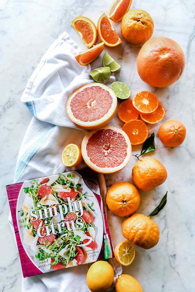 Simply Citrus Cookbook | foodiecrush.com