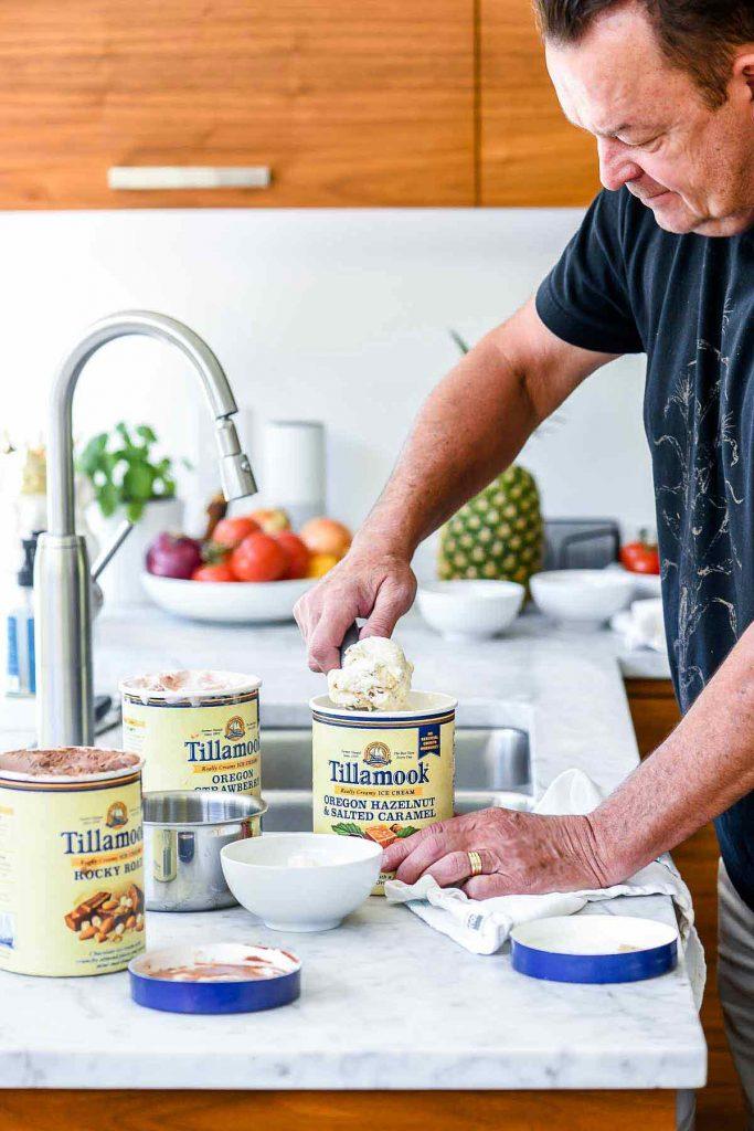 Tillamook Ice Cream | foodiecrush.com