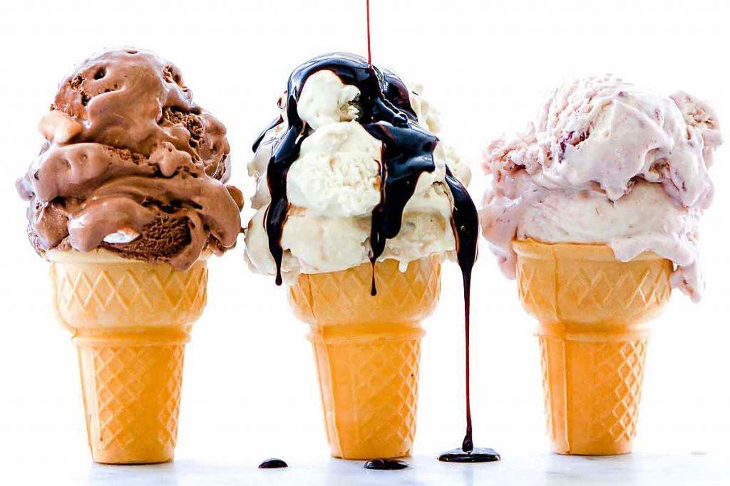 Chocolate Sauce | foodiecrush.com #chocolate #icecream