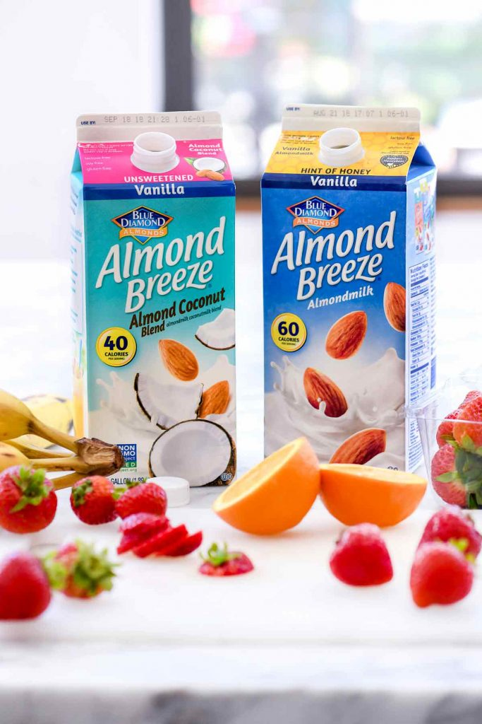 Almond Breeze AlmondMilk | foodiecrush.com