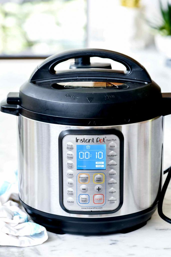 Instant Pot Pressure Cooker Recipes | foodiecrush.com