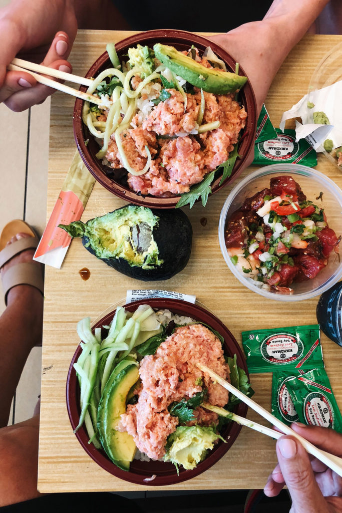 Sushi Bowl foodiecrush.com