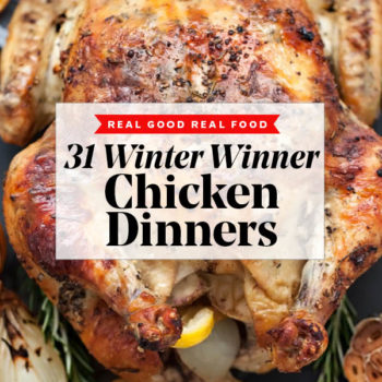 31 Chicken Dinners to Make Now foodiecrush.com #chicken #recipes #baked #healthy #easy #fordinner