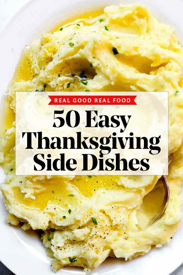 50 Thanksgiving Side Dishes Recipes Foodiecrush Com