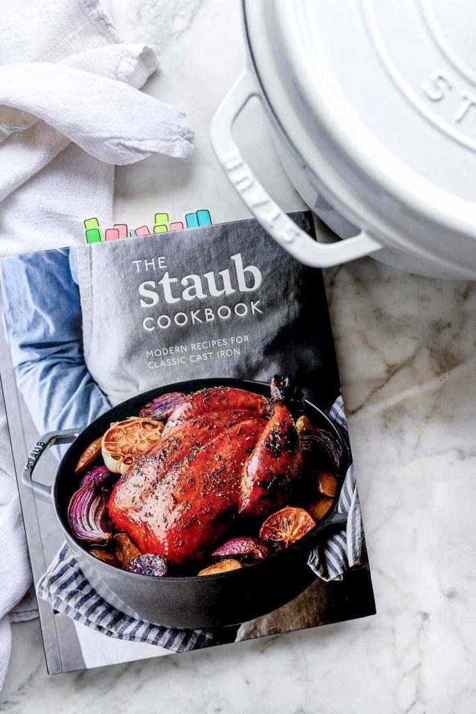 The Staub Cookbook foodiecrush.com