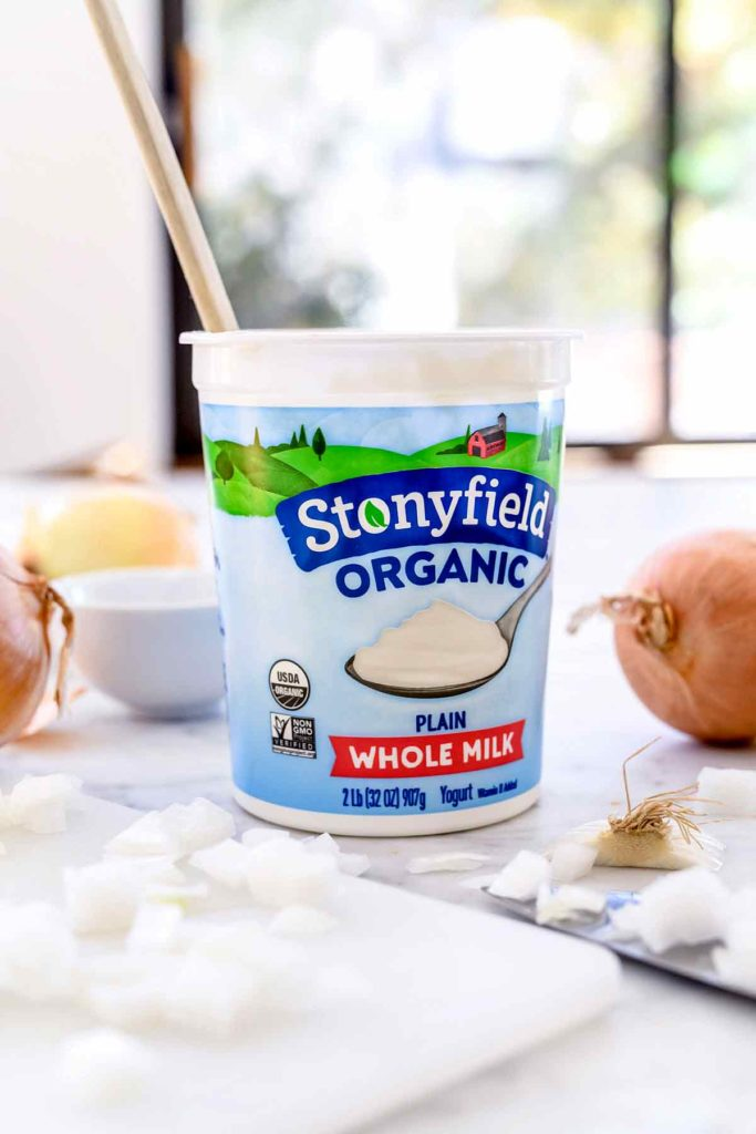 Stonyfield Greek Yogurt | foodiecrush.com