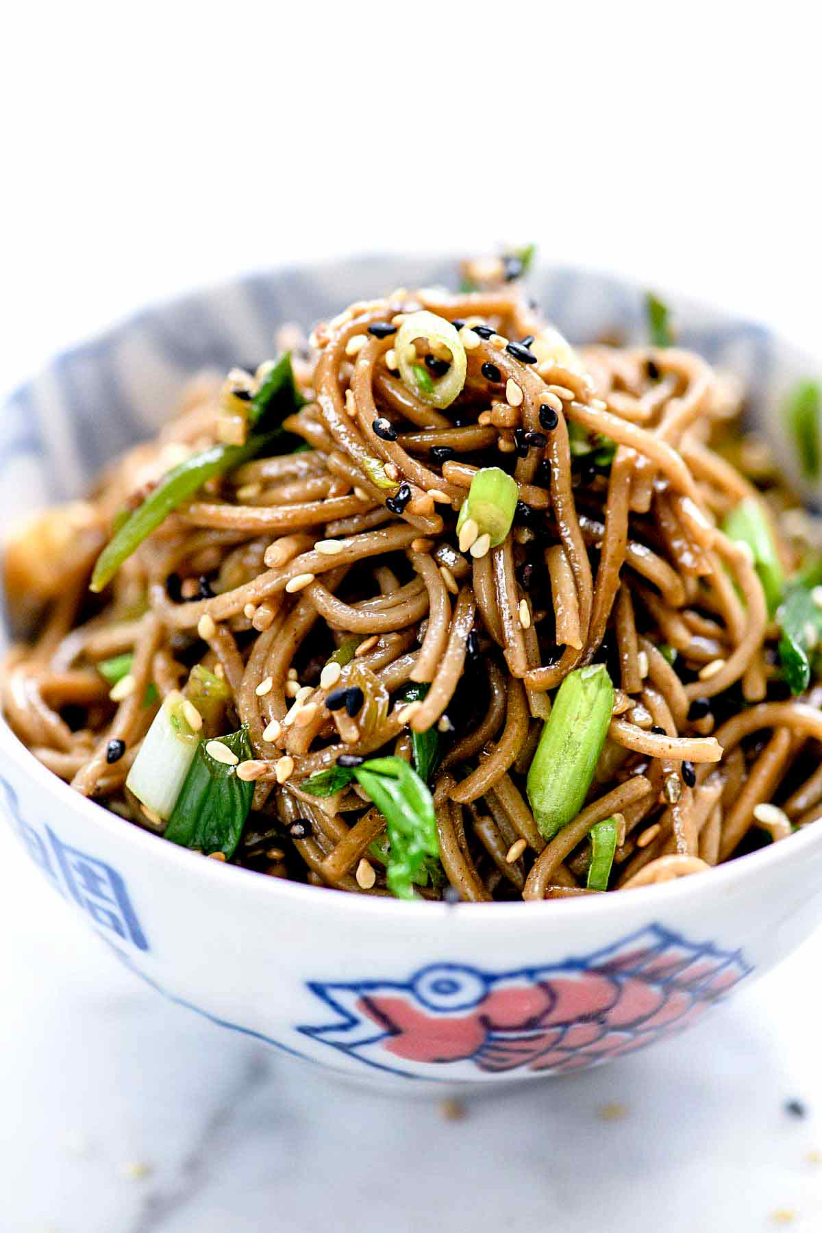 Healthy Korean Noodle Dishes