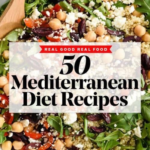 mediterranean diet without chicken