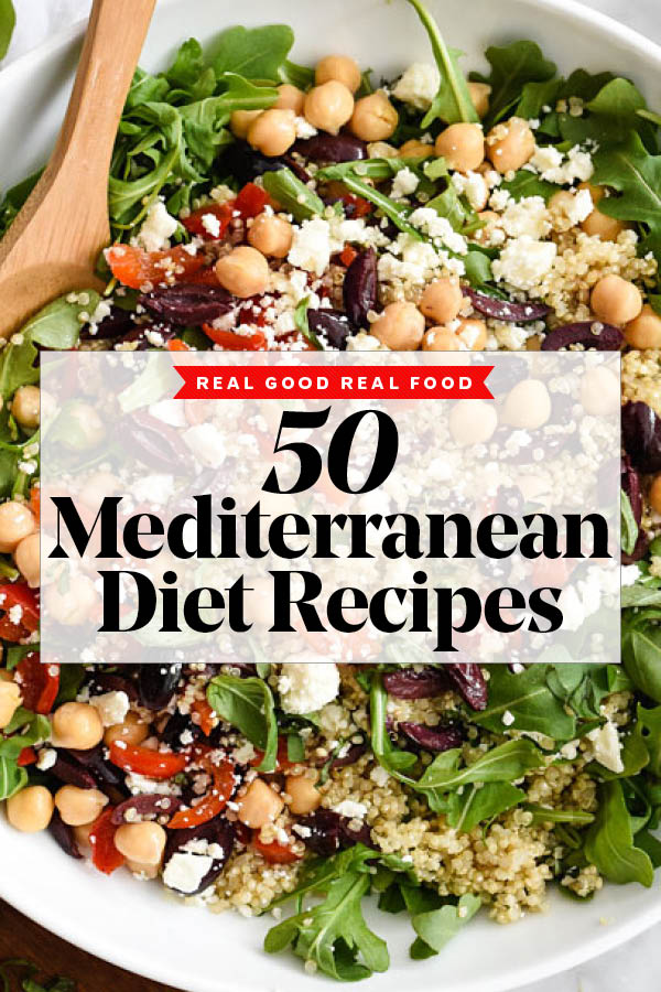 sample mediterranean diet for weight loss