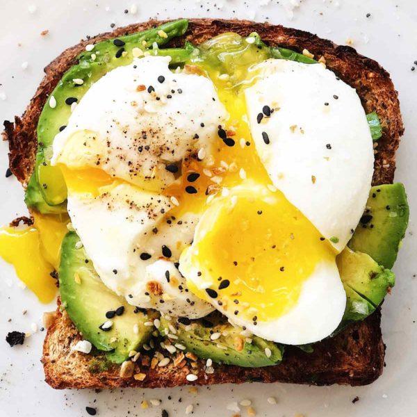 Avocado Toast foodiecrush.com