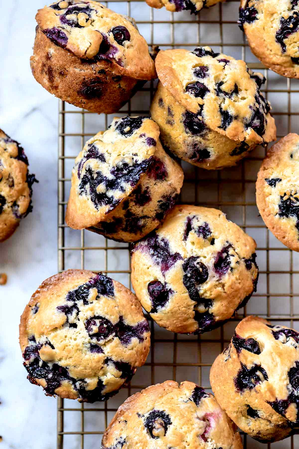 Gwyneth S Blueberry Muffins Recipe