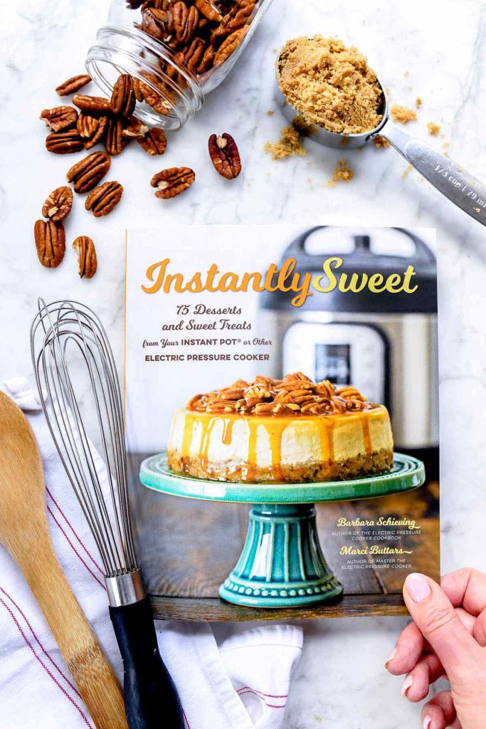 Instantly Sweet Instant Pot Cookbook | foodiecrush.com