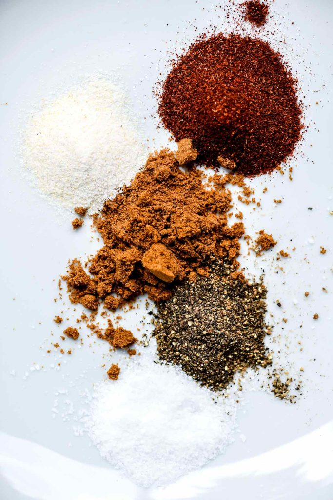 Beef Taco Seasoning Spices | foodiecrush.com #seasoning #spices #taco