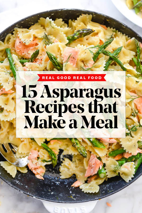15 Asparagus Recipes That Make A Meal Foodiecrush Com