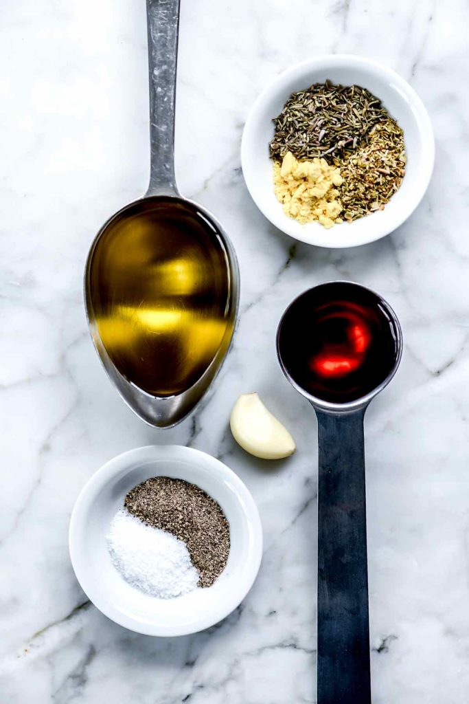 Greek dressing ingredients