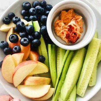 Healthy Snacks foodiecrush.com
