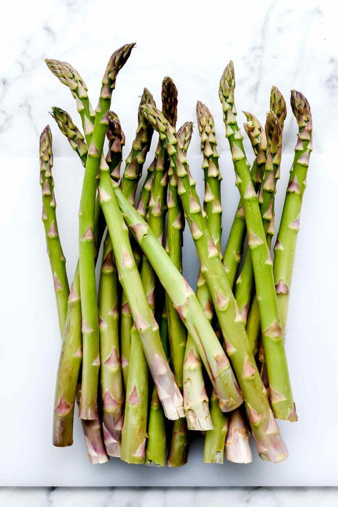 Asparagus Spears | foodiecrush.com