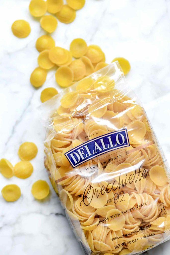 DeLallo pasta | foodiecrushs.com