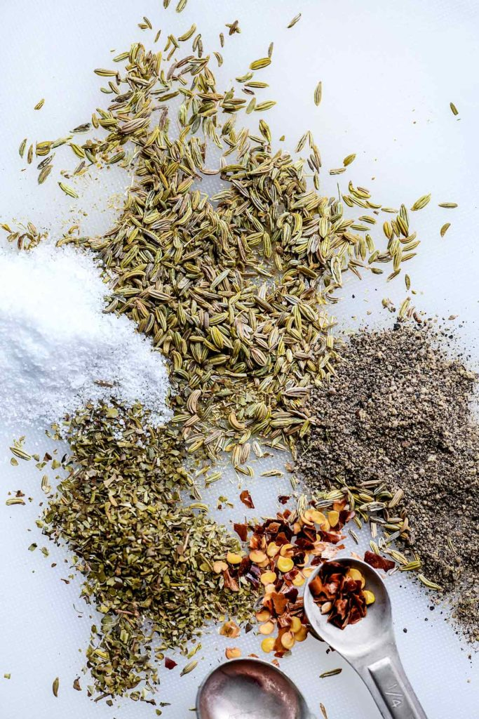 Spices foodiecrush.com